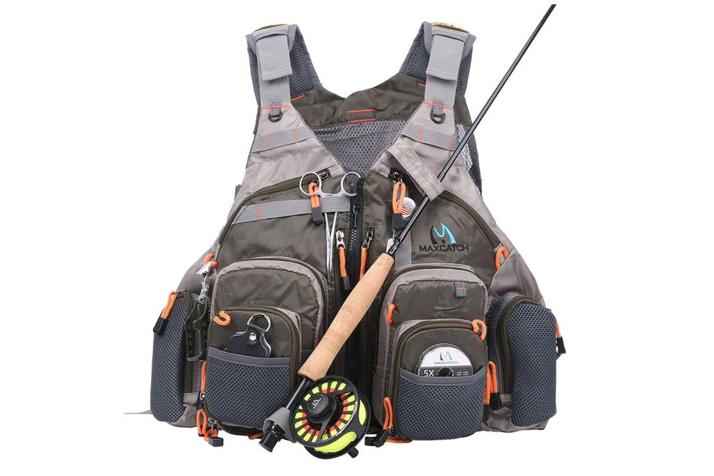 Maxcatch Best Fly Fishing Vest Pack