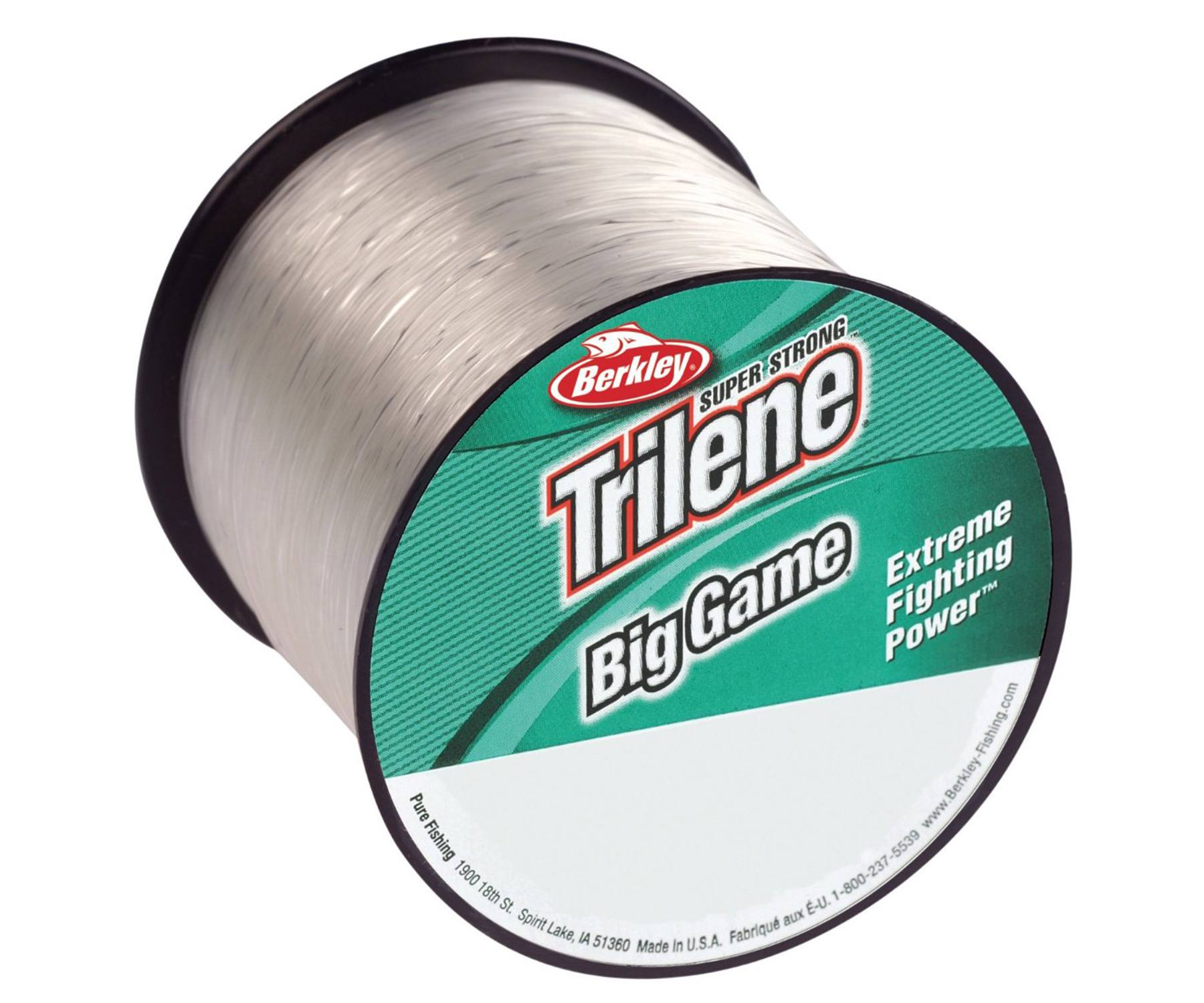 Berkley Trilene Big Game Monofilament Line